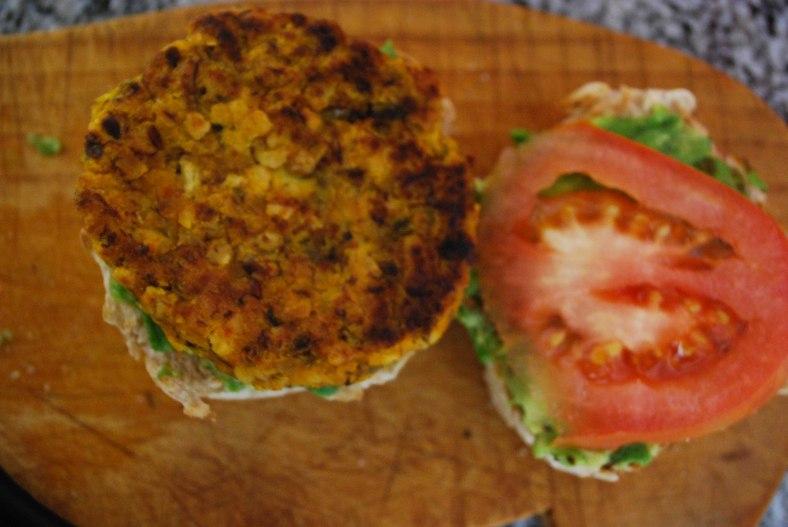 Veggie Burgers Lentil Burgers Quinoa Burgers Grilled Vegetable Burgers ...