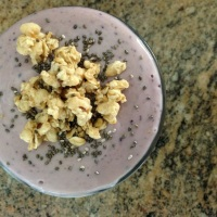 Ancient Grains Protein Smoothie Bowl