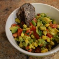 Avocado Corn Salsa