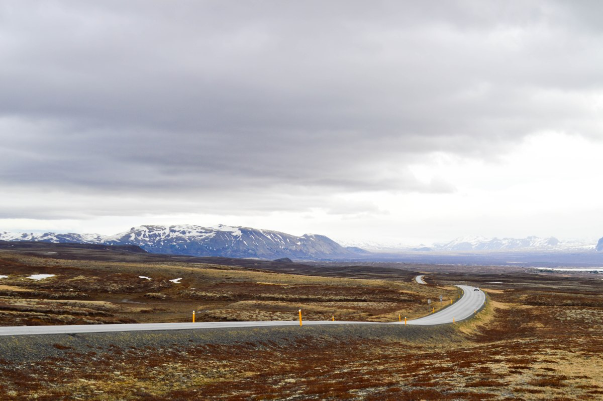The Traveling Jain: An Icelandic Adventure
